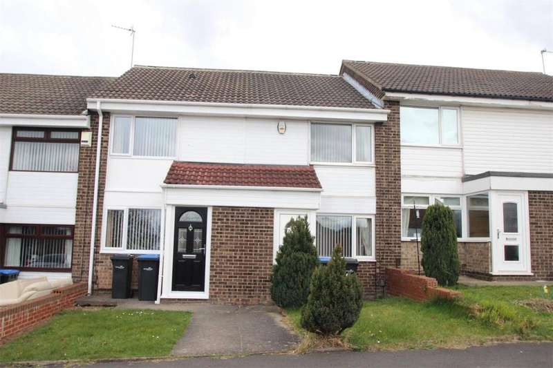 2 Bedrooms Terraced House for sale in Bassenthwaite, Acklam