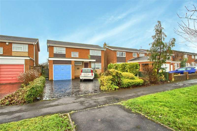 4 Bedrooms Detached House for sale in Surbiton Road, Fairfield