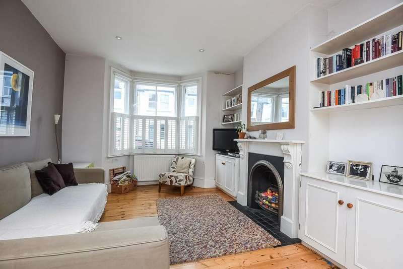 3 Bedrooms Terraced House for sale in Atheldene Road, Earlsfield, SW18