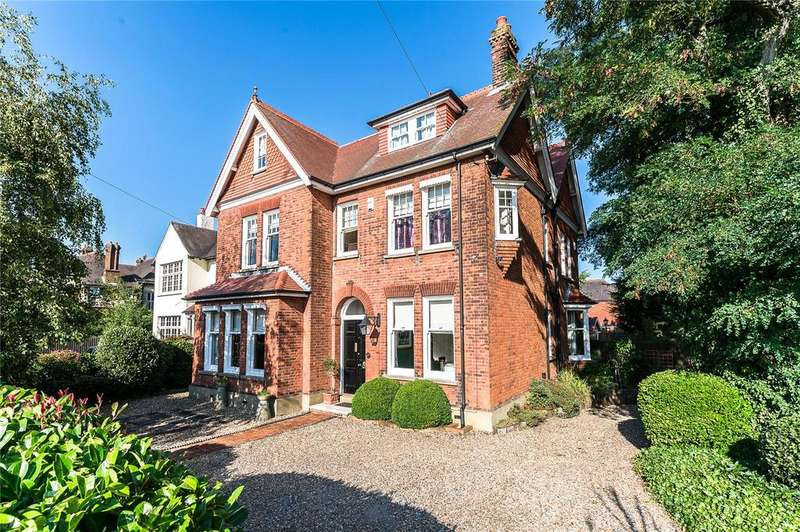 7 Bedrooms Unique Property for sale in Southborough Road, Bickley, Bromley, Kent, BR1