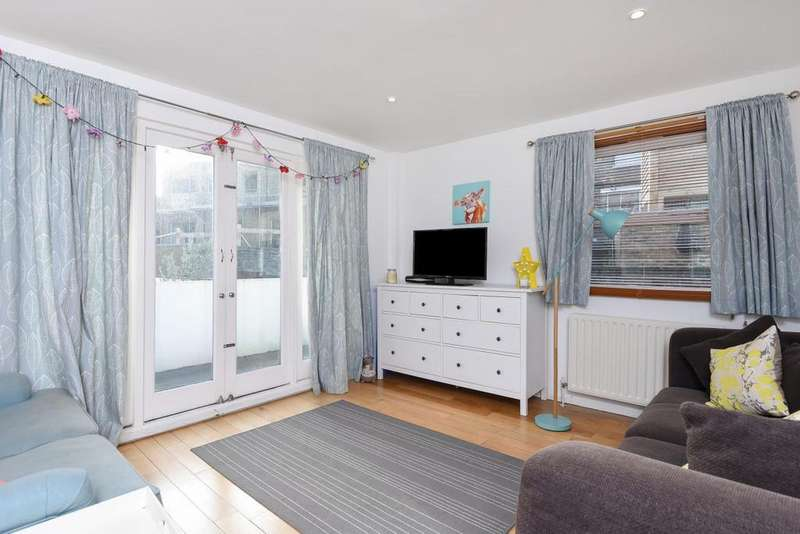 2 Bedrooms Flat for sale in Ludo Building, 375 Earlsfield Road, Earlsfield, SW18