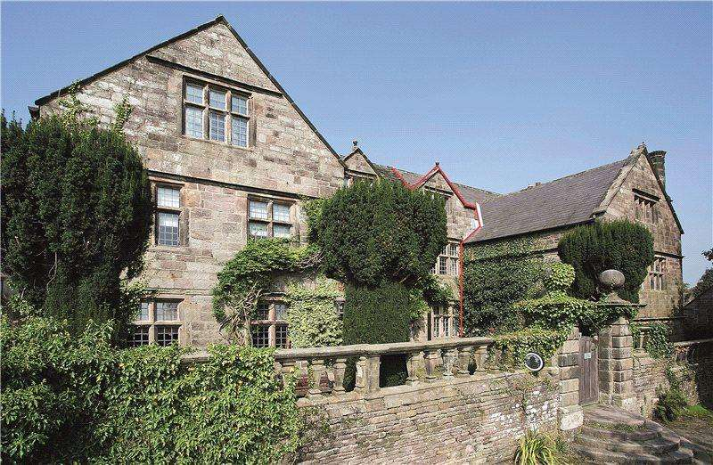 6 Bedrooms Unique Property for sale in Riber, Matlock, Derbyshire, DE4