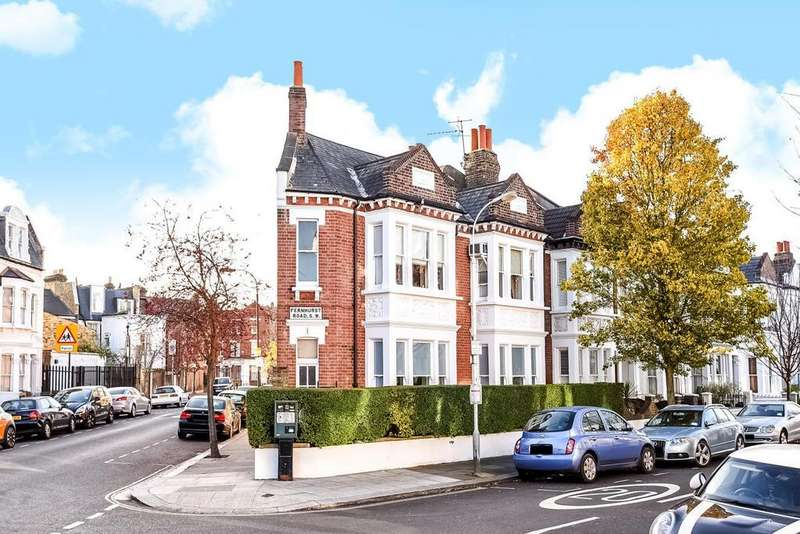 3 Bedrooms Terraced House for sale in Fernhurst Road, Fulham, SW6