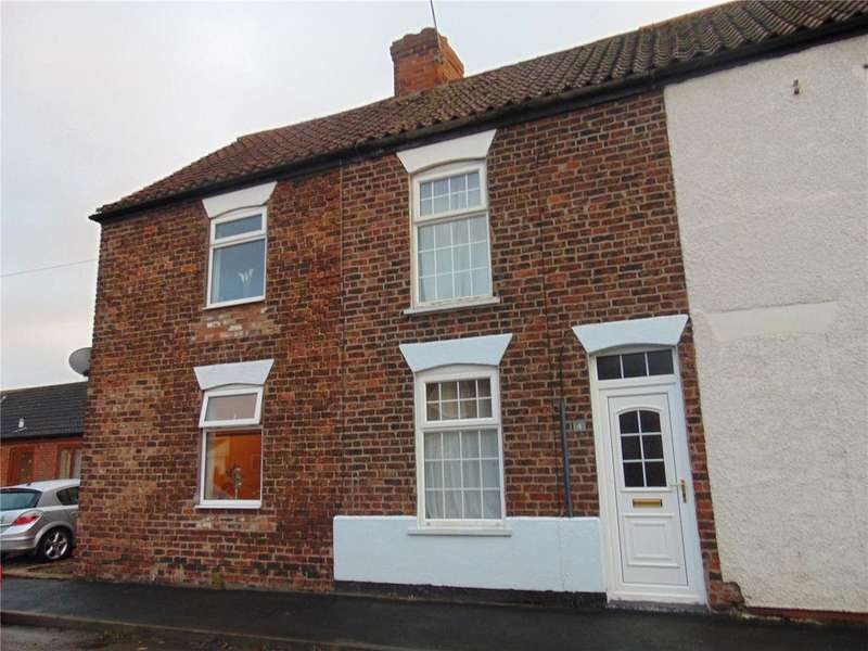3 Bedrooms End Of Terrace House for sale in Meredyke Road, Luddington, Lincolnshire, DN17