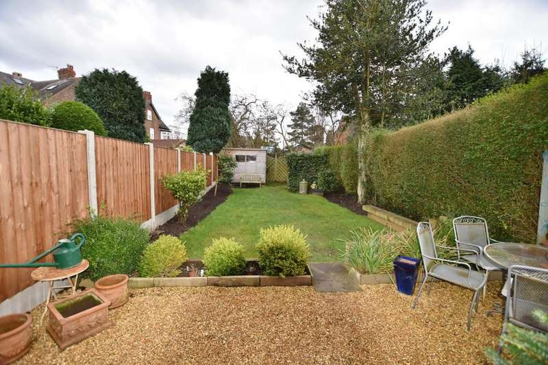 4 Bedrooms Terraced House for sale in Nursery Avenue, Hale