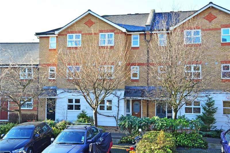 4 Bedrooms Terraced House for sale in Basevi Way, Deptford, London, SE8