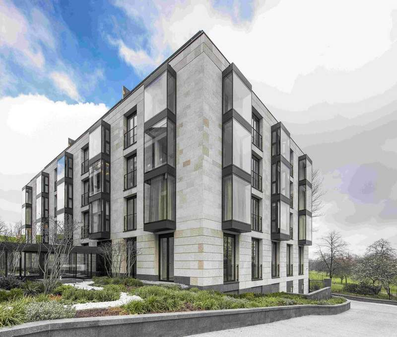 3 Bedrooms Flat for sale in St Edmunds Terrace, London. NW8