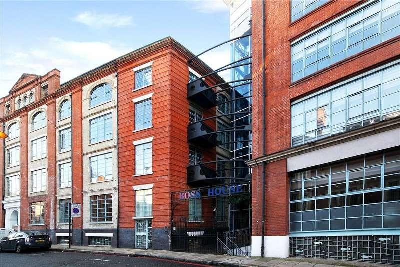 1 Bedroom Apartment Flat for sale in Boss House, 2 Boss Street, London, SE1