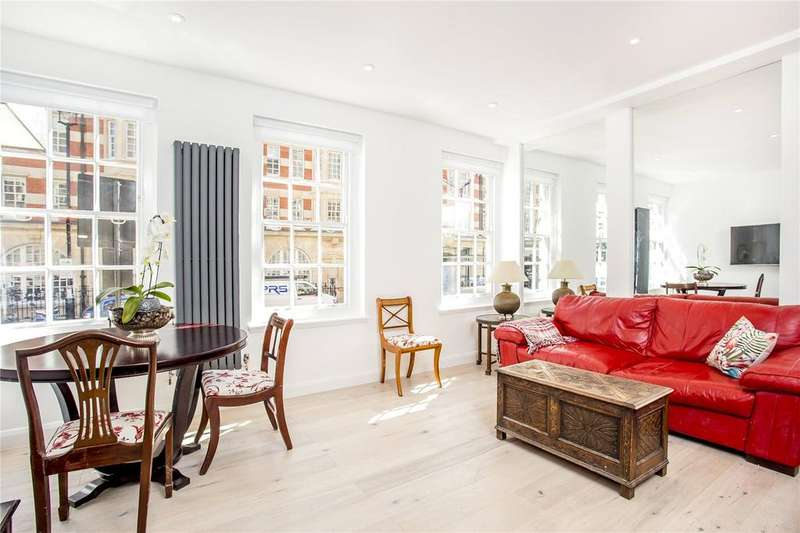 3 Bedrooms Apartment Flat for sale in Westchester House, 70-86 Seymour Street, London, W2
