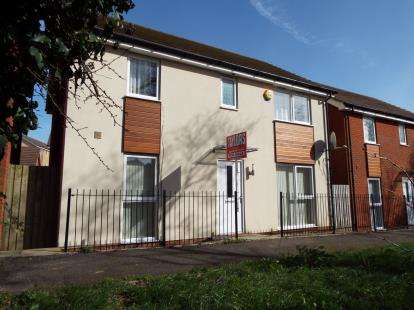 4 Bedrooms Detached House for sale in Wood Street, Charlton Hayes, Bristol