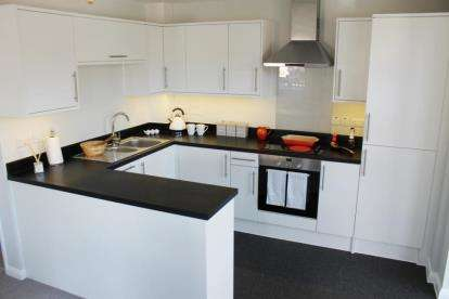1 Bedroom Flat for sale in Worle, Weston-super-Mare