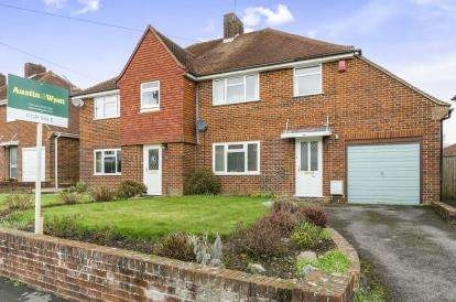3 Bedrooms Semi Detached House for sale in Southampton, Hampshire