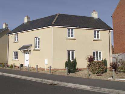4 Bedrooms Detached House for sale in West Wick, Weston-Super-Mare