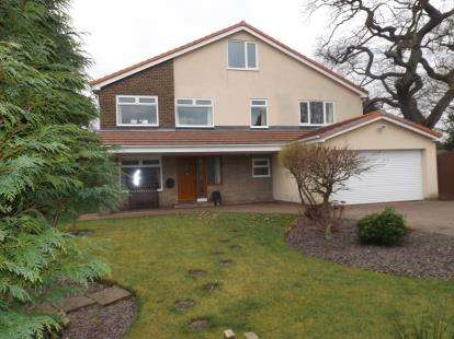 5 Bedrooms Detached House for sale in Oaklands, Darras Hall, Ponteland, Northumberland, NE20