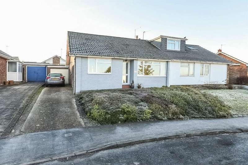 2 Bedrooms Semi Detached Bungalow for sale in Alresford, Hampshire