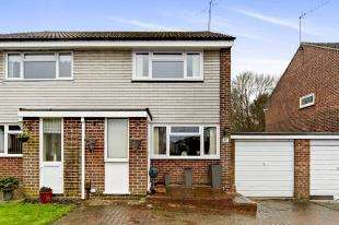 2 Bedrooms Semi Detached House for sale in Albatross Gardens, South Croydon, Selsdon, Surrey