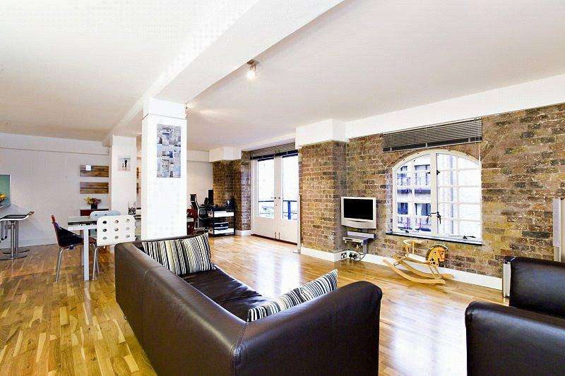2 Bedrooms Apartment Flat for sale in St. Georges Wharf, 6 Shad Thames, London, SE1