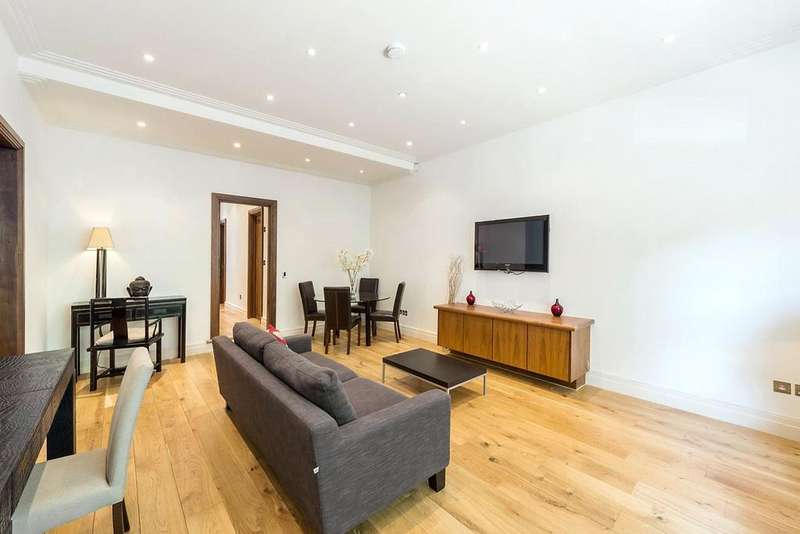 2 Bedrooms Flat for sale in Onslow Square, London, SW7
