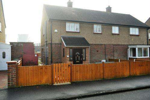 3 Bedrooms Semi Detached House for sale in Belmont, Slough