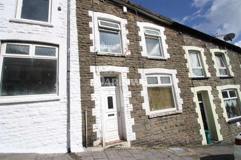 3 Bedrooms Terraced House for sale in Brynhyfryd Street, Tylorstown