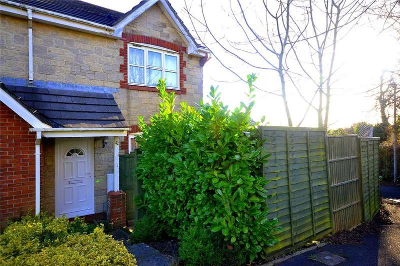 3 Bedrooms Semi Detached House for sale in Sindercombe Close, Pontprennau, Cardiff, CF23