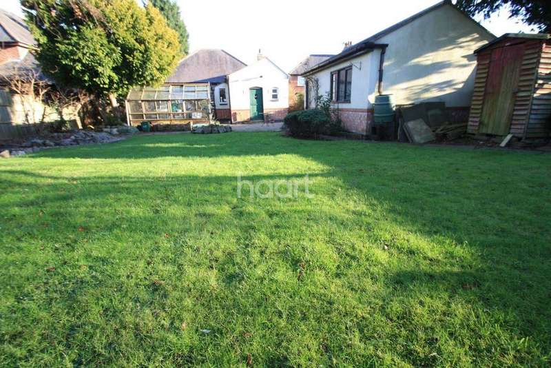 2 Bedrooms Bungalow for sale in Leicester Road, Enderby, Leicester