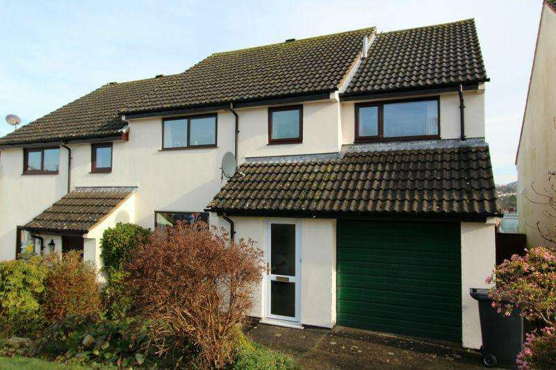 4 Bedrooms Semi Detached House for sale in FRANKLEA CLOSE, OTTERY ST MARY