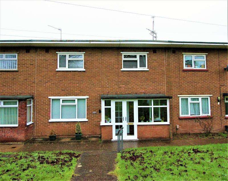 3 Bedrooms Terraced House for sale in Heather Road, Newport, Newport. NP19 7QW