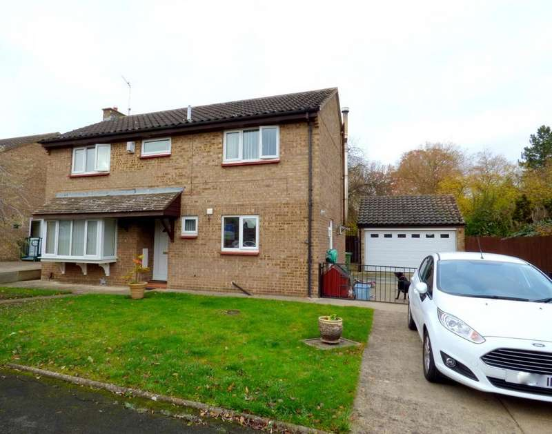4 Bedrooms Detached House for sale in Wimpole Road, Stockton-On-Tees, TS19