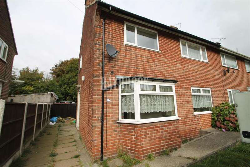 3 Bedrooms Semi Detached House for sale in Pear Tree Avenue, Bramley