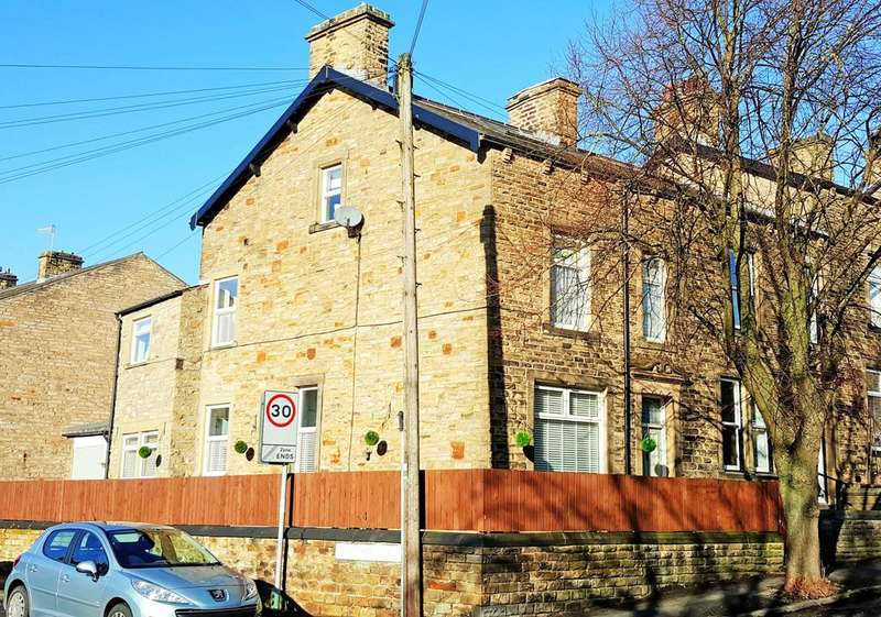 5 Bedrooms End Of Terrace House for sale in 23 Brougham Street, Skipton,