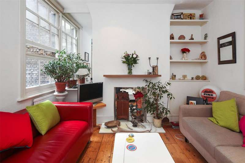 1 Bedroom Flat for sale in Cavendish Mansions, Clerkenwell Road, London, EC1R