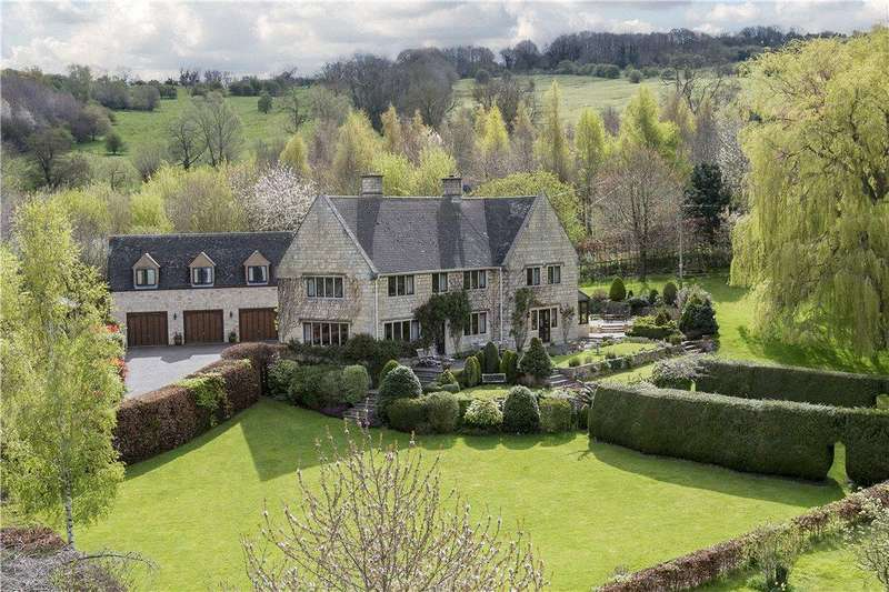 6 Bedrooms Detached House for sale in Willersey Hill, Willersey, Nr Broadway, Worcestershire, WR12