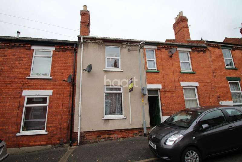 2 Bedrooms Terraced House for sale in Grafton Street, Lincoln, LN2