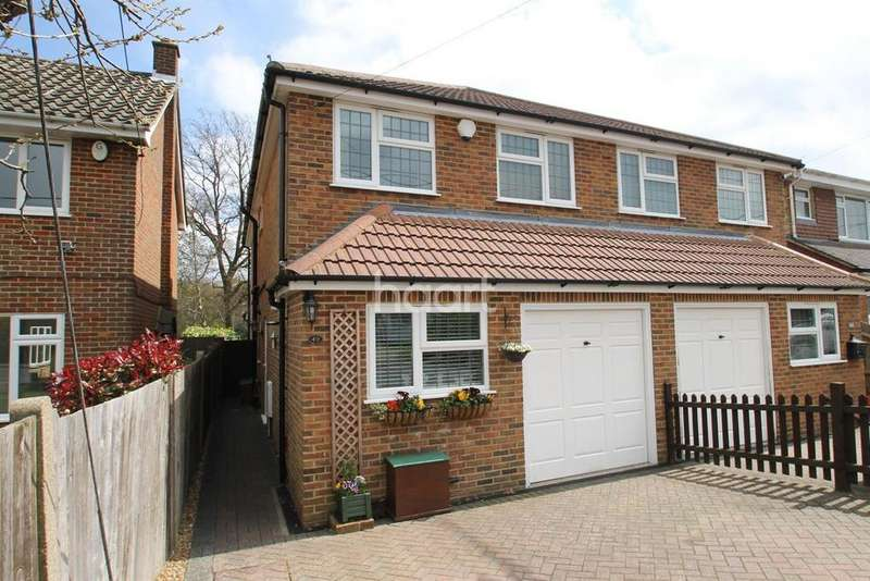3 Bedrooms Semi Detached House for sale in Aperfield Road, Biggin Hill