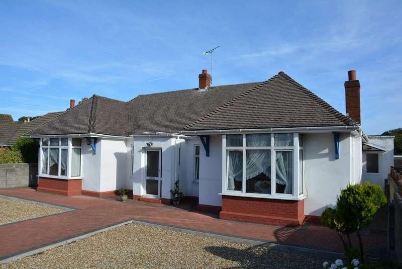 3 Bedrooms Detached Bungalow for sale in Dickenson Road, Weston-super-Mare