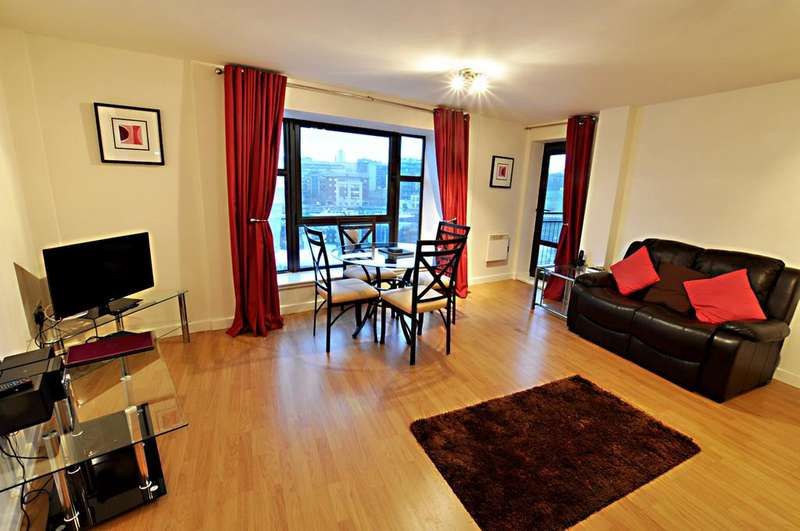 2 Bedrooms Apartment Flat for sale in Baltic Quay, Mill Road, Gateshead