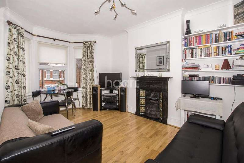 2 Bedrooms Flat for sale in Seward Road, Hanwell