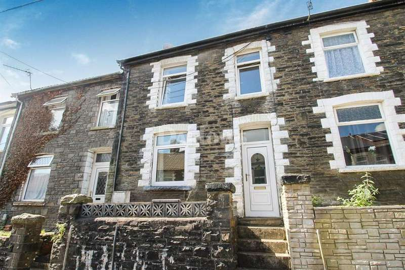 4 Bedrooms Terraced House for sale in Tower Street, Pontypridd