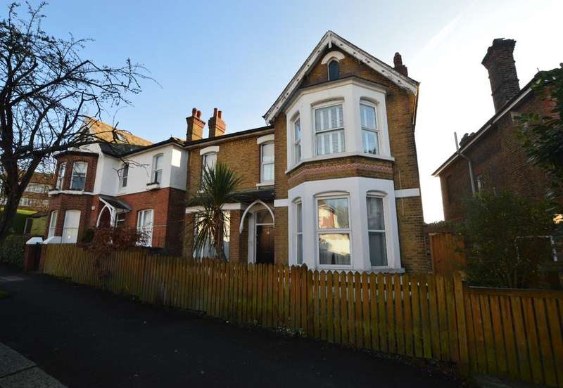 2 Bedrooms Flat for sale in Mayow Road Sydenham SE26