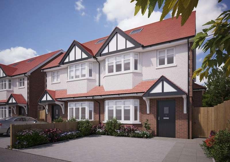 4 Bedrooms Semi Detached House for sale in Westbury Road Beckenham BR3