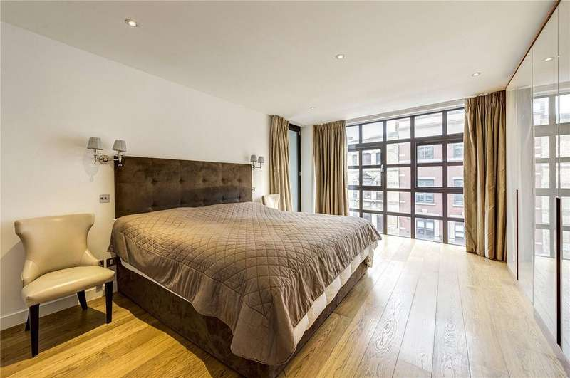 4 Bedrooms Apartment Flat for sale in St John Street, Clerkenwell, EC1M