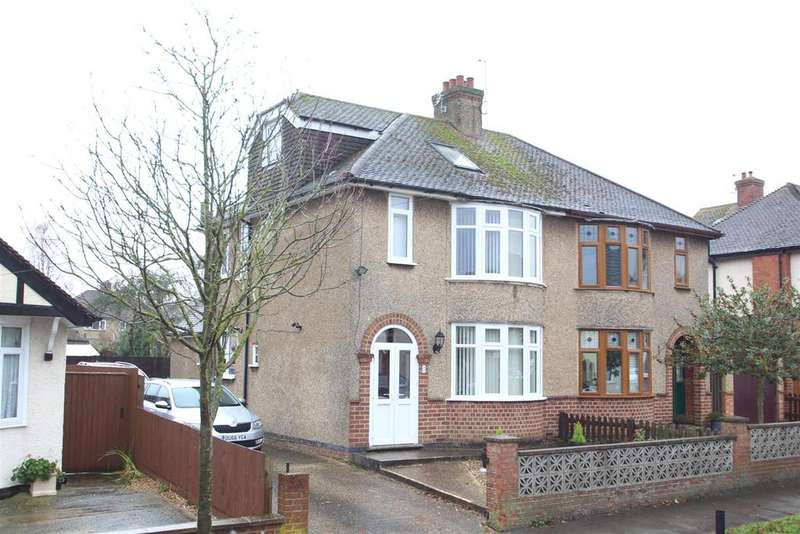 4 Bedrooms Semi Detached House for sale in Marina Drive, Wolverton, Milton Keynes