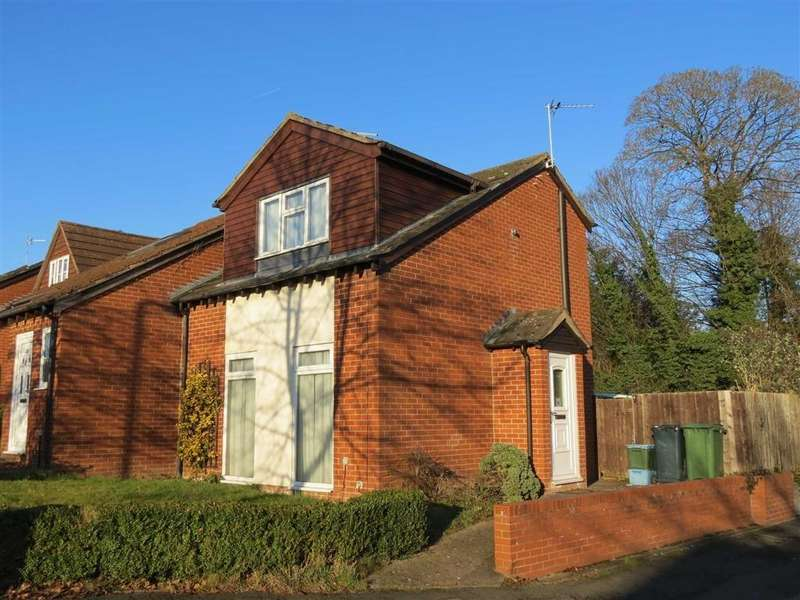 2 Bedrooms End Of Terrace House for sale in Churchill Road, Mytton Oak Farm, Shrewsbury, Shropshire