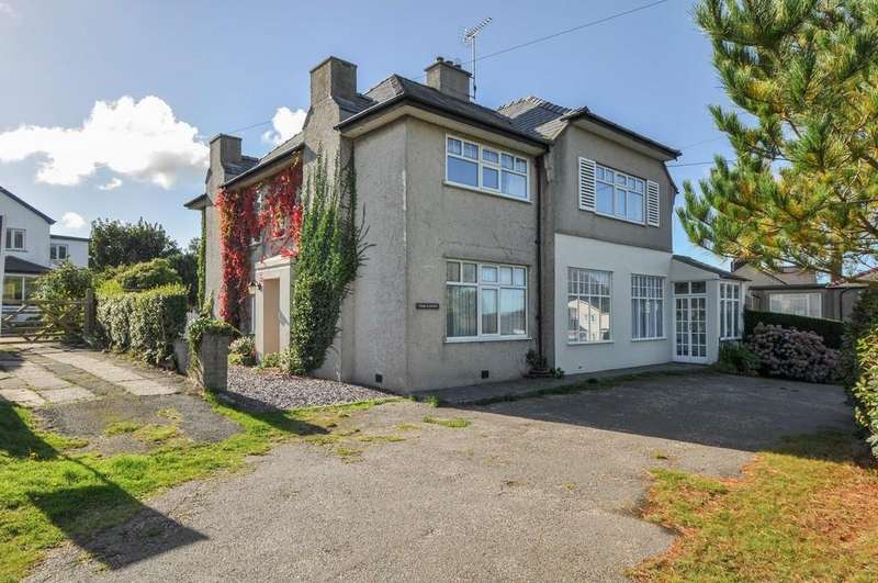 4 Bedrooms Detached House for sale in Morfa Nefyn, Pwllheli, North Wales
