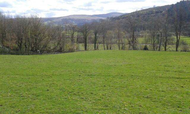 Land Commercial for sale in Dorlangoch, Brecon, Powys