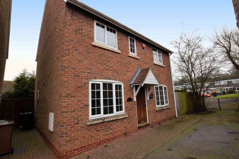3 Bedrooms Detached House for sale in Warwick Road, Chadwick End, Solihull