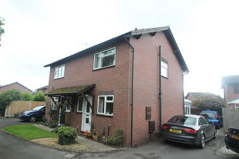 2 Bedrooms Semi Detached House for sale in Silverdale, Bicton Heath, Shrewsbury
