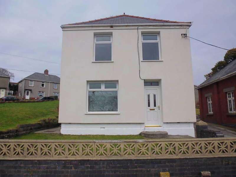 3 Bedrooms Detached House for sale in Heol Y Felin, Llanelli, Carmarthenshire