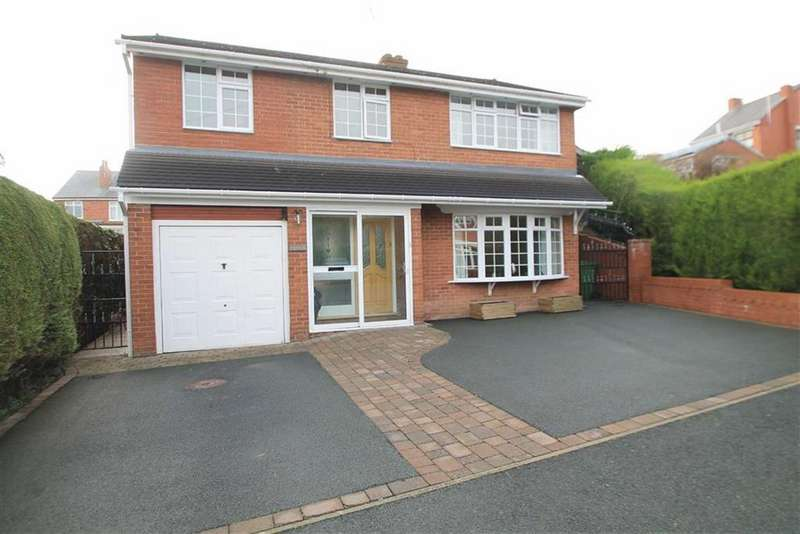 4 Bedrooms Detached House for sale in Windsor Road, Rhos, Wrexham